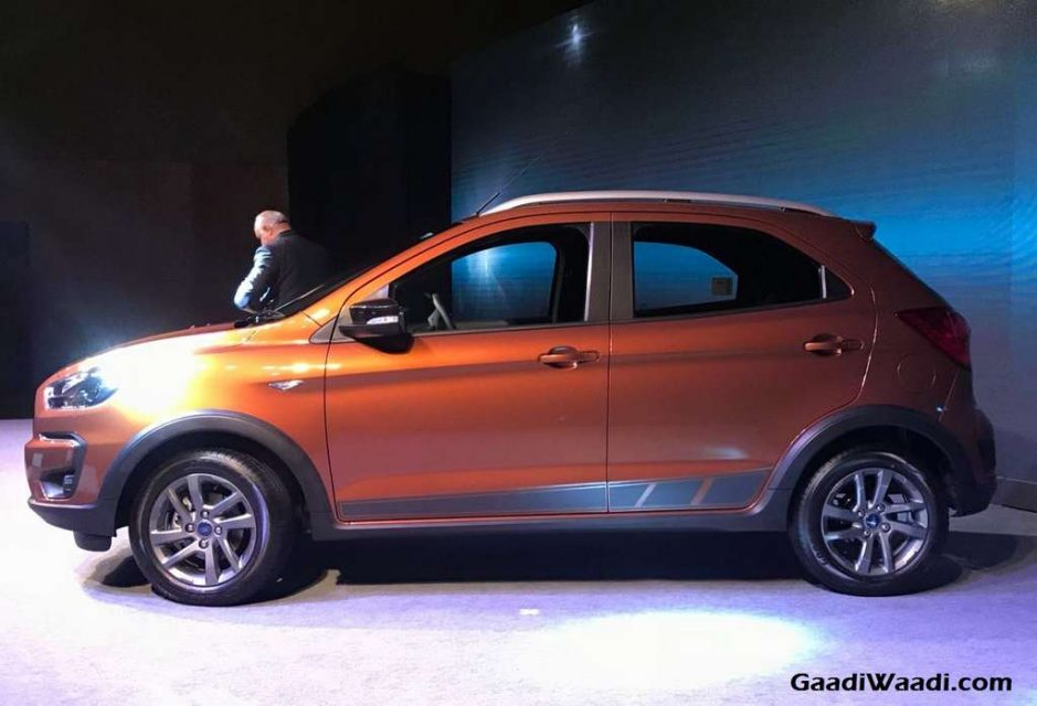 Ford Freestyle Launched In India - Price, Engine, Specs, Features, Interior 4