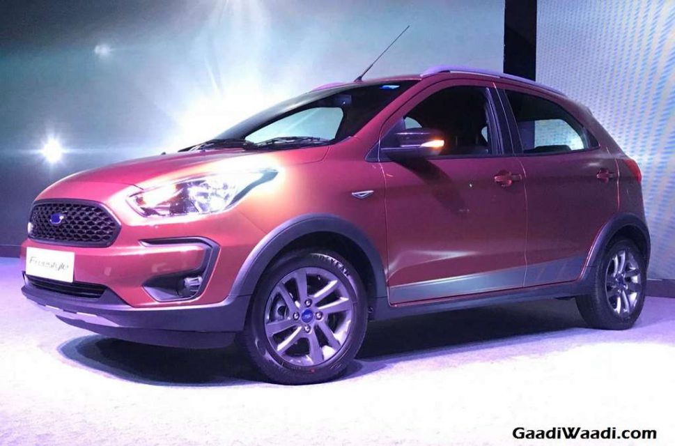 Ford Freestyle Launched In India - Price, Engine, Specs, Features, Interior 5