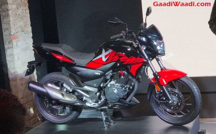Hero Xtreme 200R Launched In India - Price, Specs, Engine, Specs, Features 1