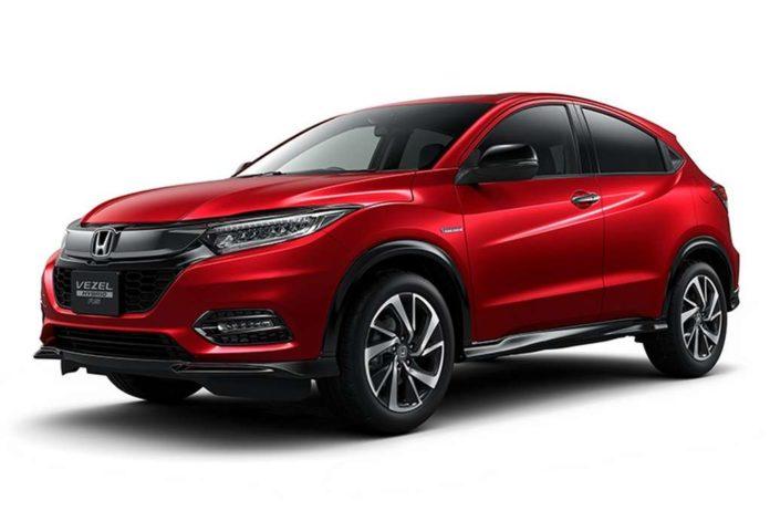 Honda HR-V SUV India Launch, Price, Engine, Specs, Features, Interior 3