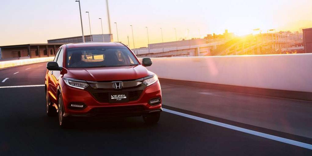 Honda HR-V SUV India Launch, Price, Engine, Specs, Features, Interior 5