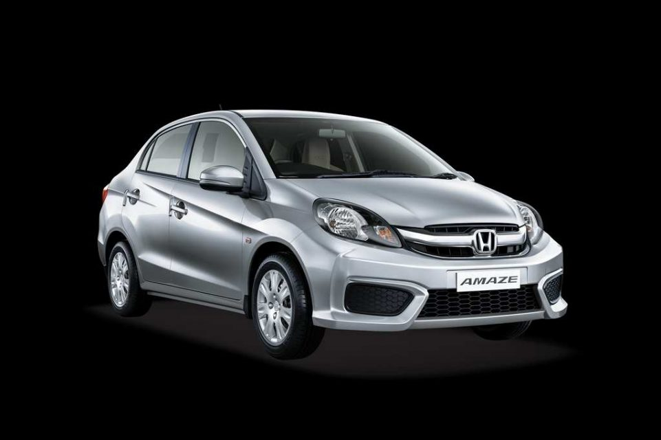 Honda Introduces Special Edition City, Amaze And WR-V In India 2