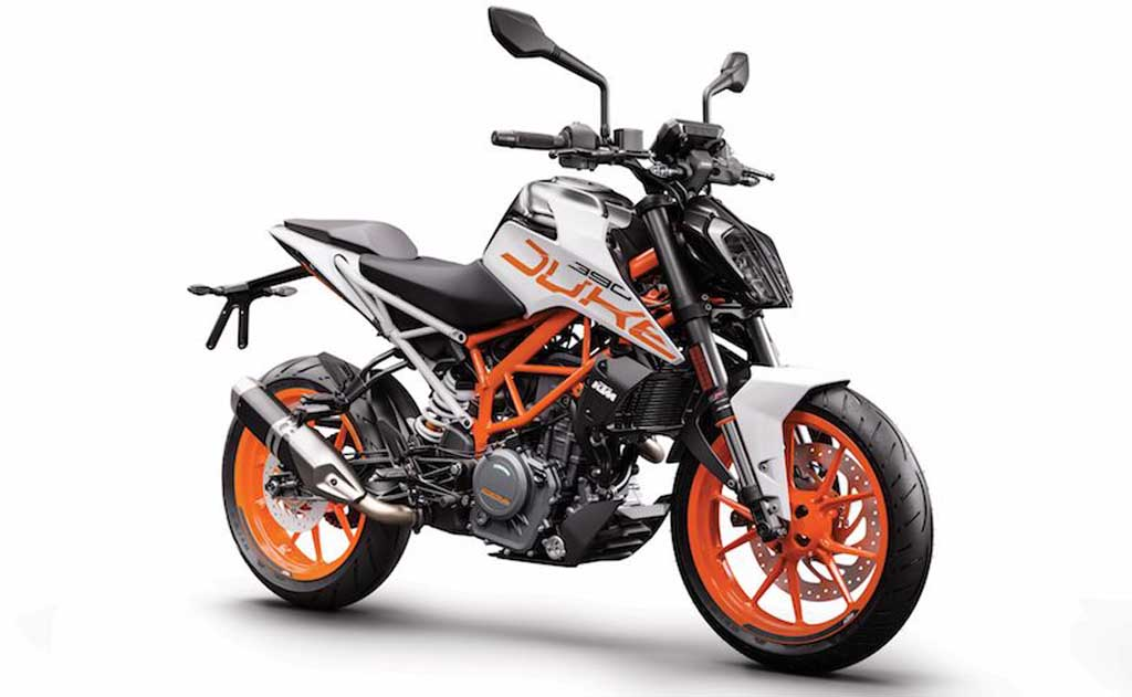 Ktm Duke 390 2017 Price >> Ktm Duke 390 Launched In New White Colour At Rs 2 29 Lakh