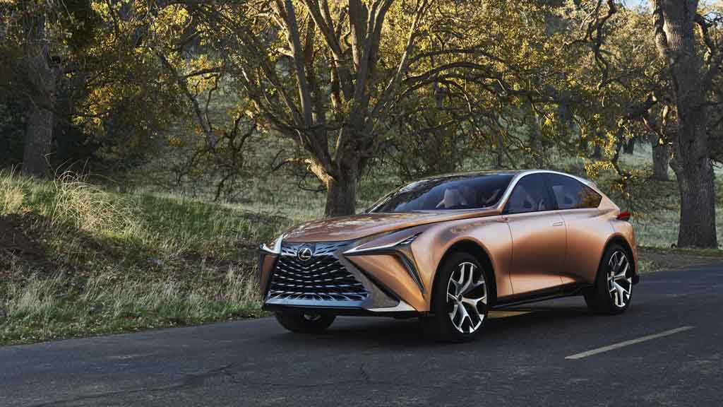 flagship lexus lf 1 suv launch price engine specs features interior. Black Bedroom Furniture Sets. Home Design Ideas