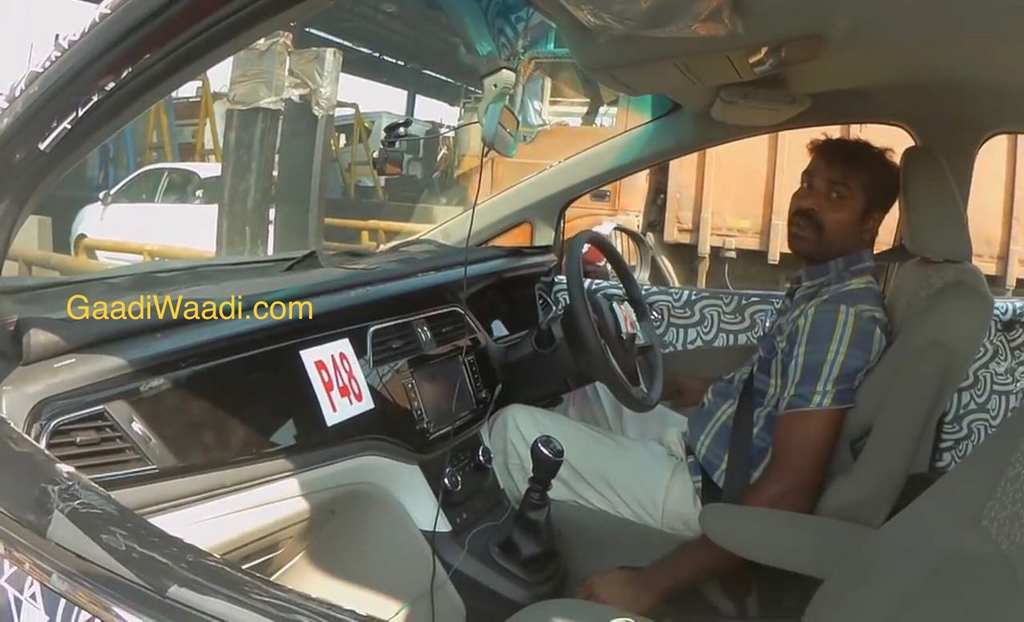 Mahindra Mpv U231 India Launch Price Engine Specs
