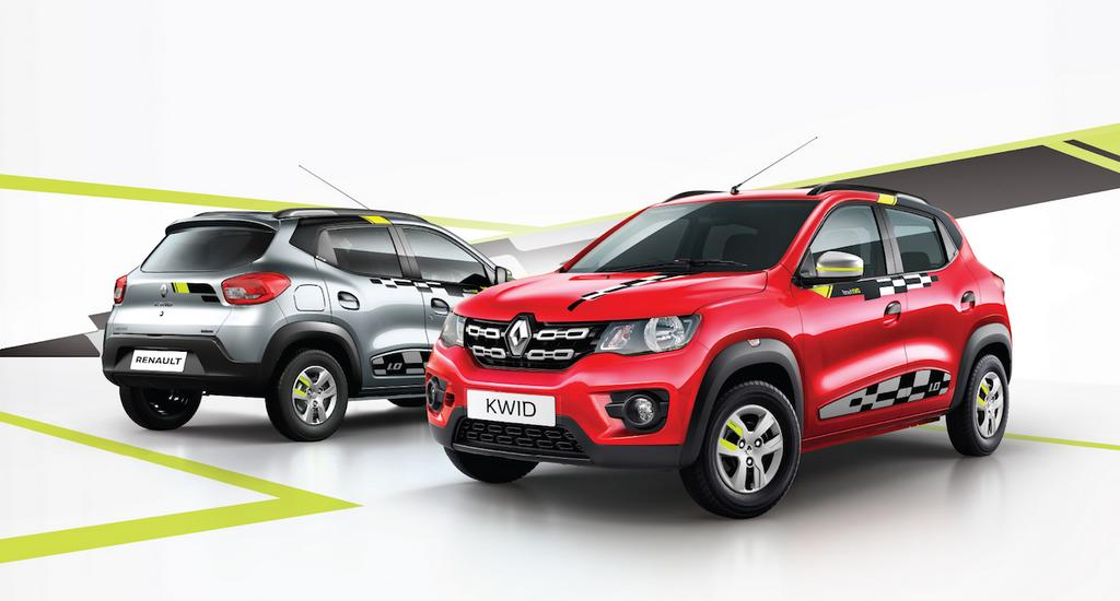 Renault Kwid Live For More Reloaded 2018 Edition Launched - Price, Engine, Specs, Features, Interior