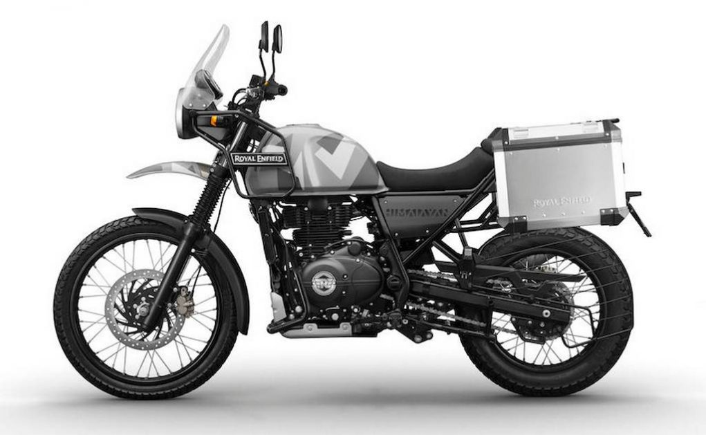 Royal Enfield Himalayan Sleet Launched In India - Price, Engine, Specs, Pics, Features, Performance, Mileage 1
