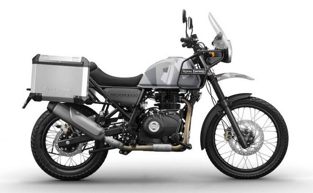 Royal Enfield Himalayan Sleet Launched In India - Price, Engine, Specs, Pics, Features, Performance, Mileage 2