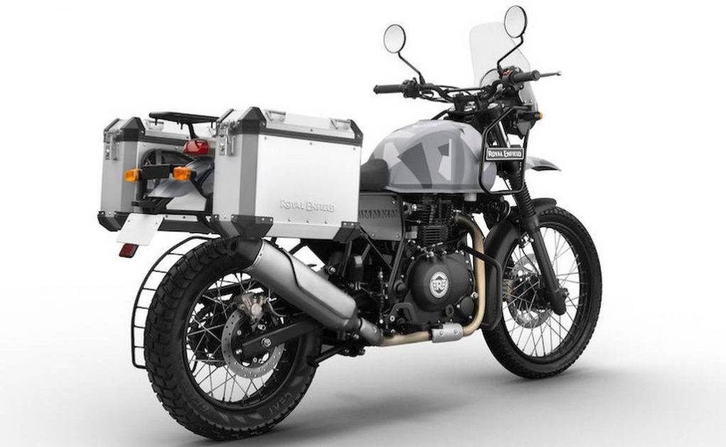 Royal Enfield Himalayan Sleet Launched In India - Price, Engine, Specs, Pics, Features, Performance, Mileage 3