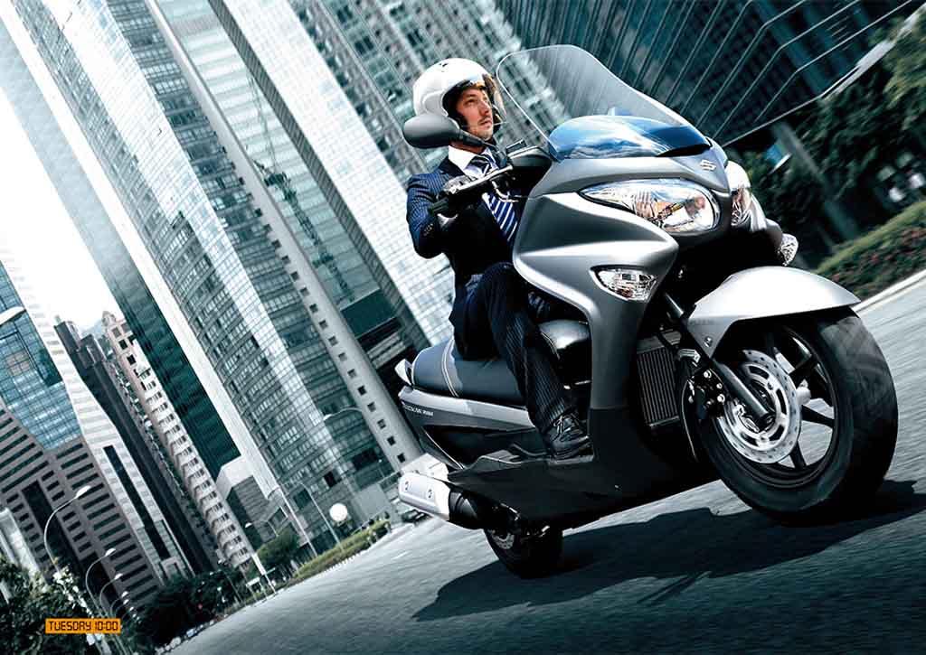 Suzuki Burgman Street Maxi-Scooter India Launch, Price