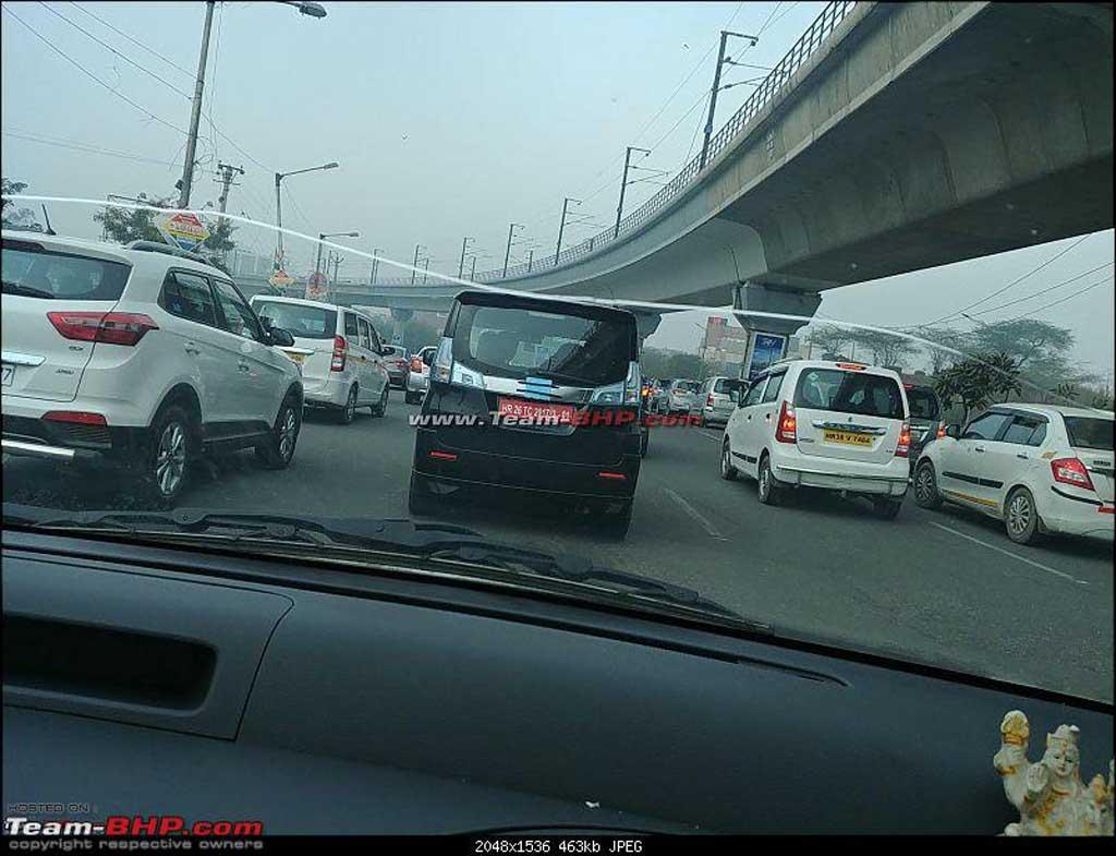 Suzuki Solio Mini Mpv Caught Testing In India Gaadiwaadi Com