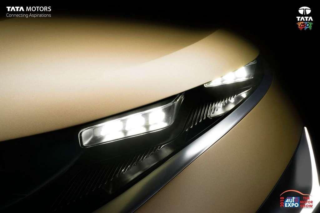 Tata X451 Premium Hatchback Teased Ahead Of Global Premiere