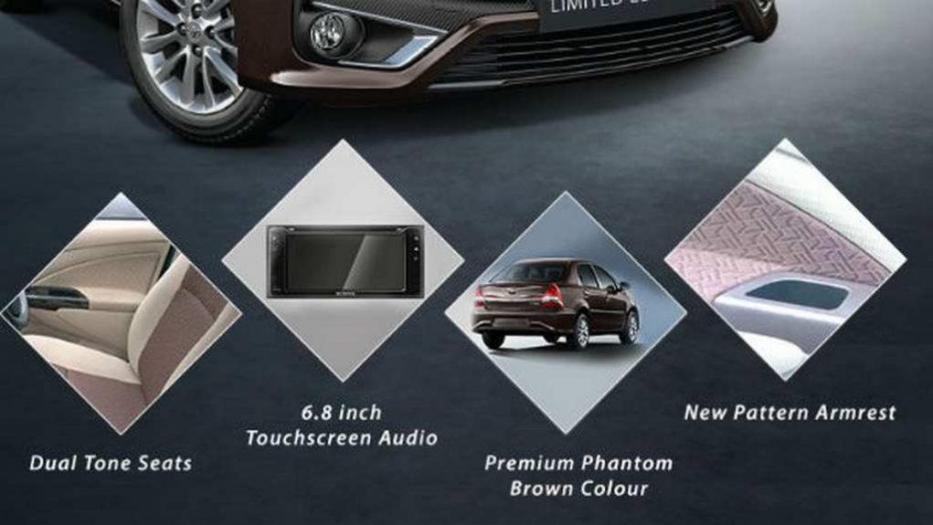 Toyota Etios Platinum Edition Launched In India - Price, Engine, Specs, Interior, Features 1