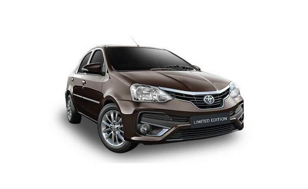 Toyota Etios Platinum Edition Launched In India - Price, Engine, Specs, Interior, Features