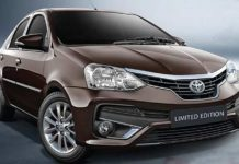 Toyota Etios Platinum Edition Launched In India - Price, Engine, Specs, Interior, Features 3