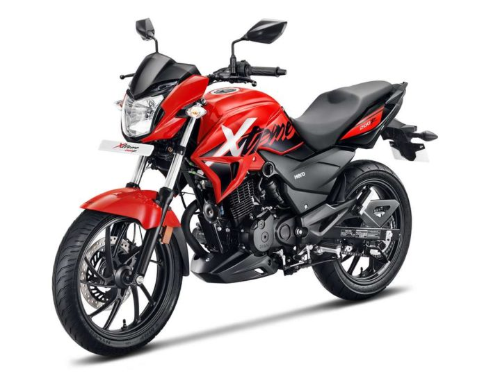 Xtreme 200 R 3-4th Front Rev Side (hero xtreme 200r pricing)