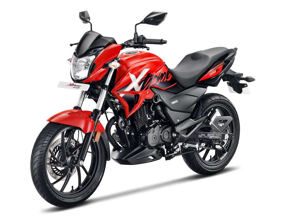 Hero Xtreme 200R Launched In India