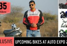 upcoming bikes and scooters at 2018 auto expo