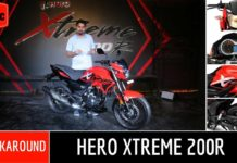 Here Is Hero Xtreme 200R Detailed Fully In Our Walkaround Video