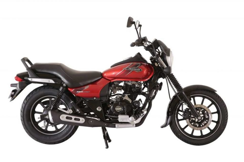 2018 Bajaj Avenger Street 180 Launched In India At Rs. 83,475