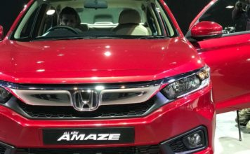 2018 Honda Amaze India Launch, Price, Engine, Specs, Features, Interior, Design 1