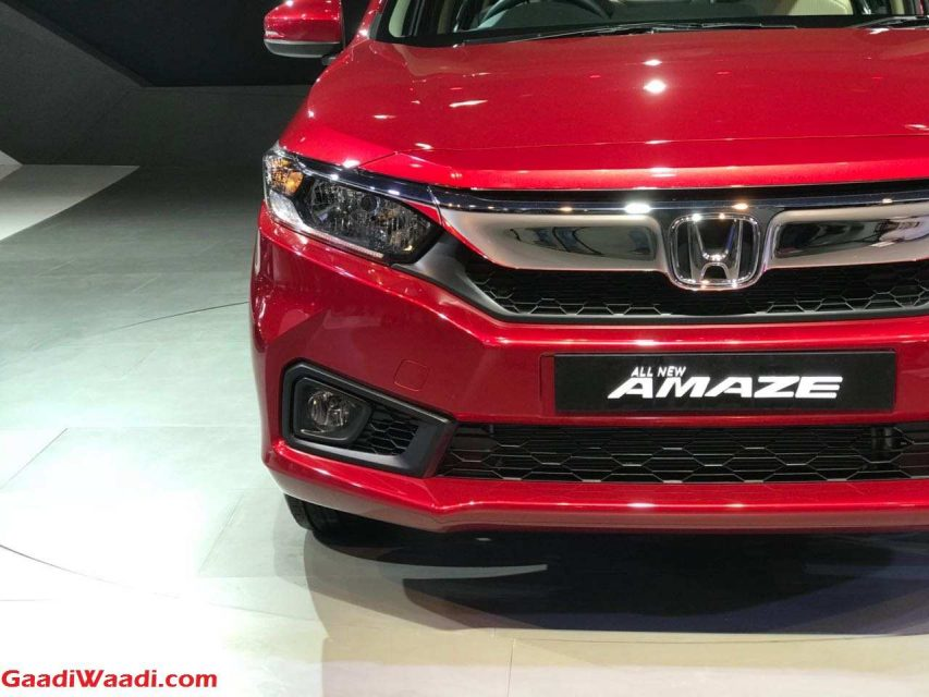 2018 Honda Amaze India Launch, Price, Engine, Specs, Features, Interior, Design 2