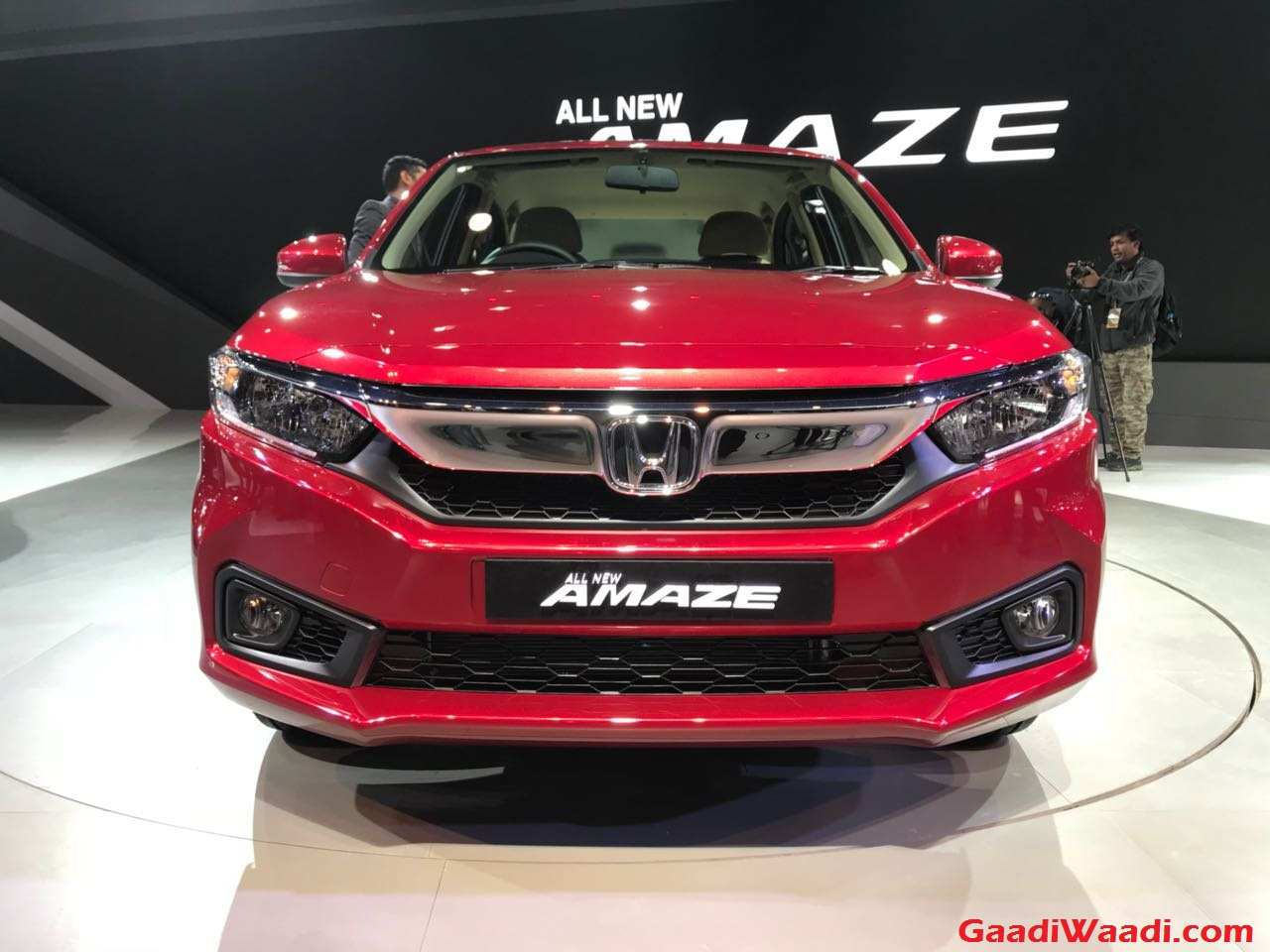 2018 Sales Report Of Honda Amaze Starred With 139 Growth