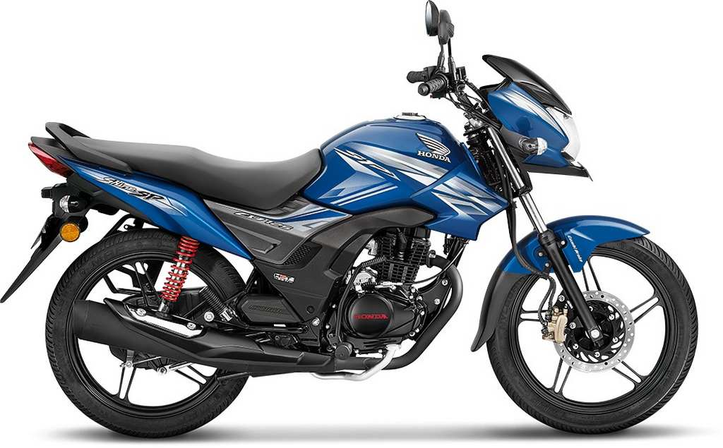 2018 Honda CB 125 Shine SP Launched In India - Price, Engine, Specs, Mileage 3