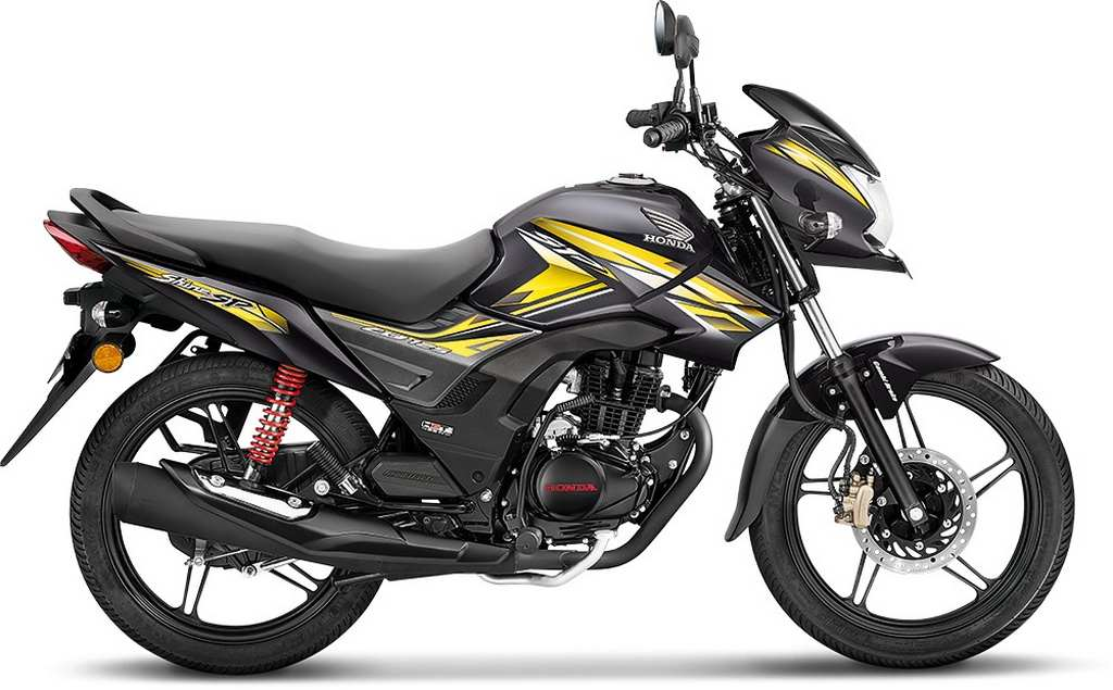 2018 honda cb 125 shine sp launched in india price. Black Bedroom Furniture Sets. Home Design Ideas