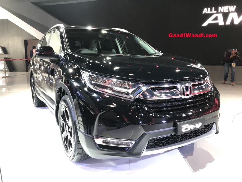 2018 Honda CR V Front Quarter