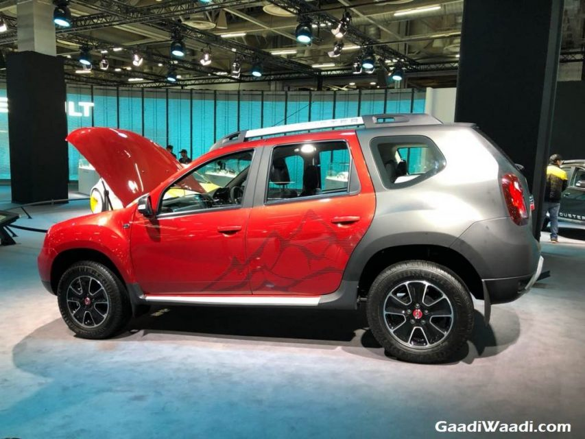 2018 Renault Duster Special Edition Auto Expo 4