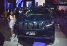 2018 Toyota Land Cruiser Prado-2