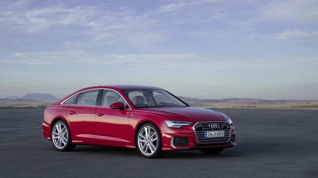 2019 Audi A6 India Launch, Price, Engine, Specs, Features, Interior 1