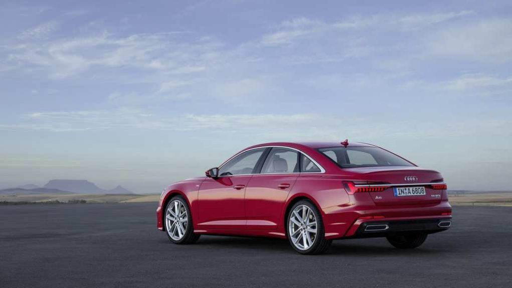 2019 Audi A6 India Launch, Price, Engine, Specs, Features, Interior 2