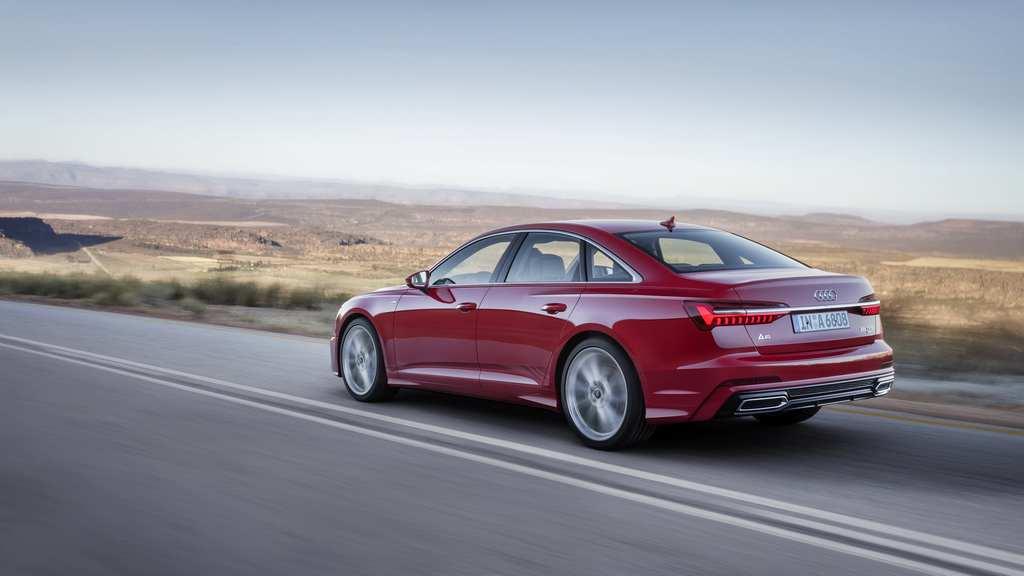 2019 Audi A6 India Launch Price Engine Specs Features Interior