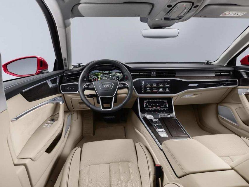 2019 Audi A6 India Launch, Price, Engine, Specs, Features, Interior 6