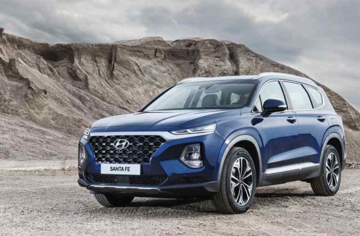2019 Hyundai Santa Fe 4