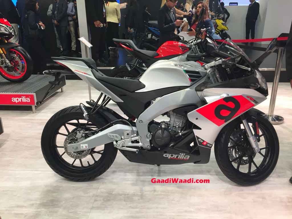 Aprilia To Launch RS 150 and Tuono 150 Next Year In India ...