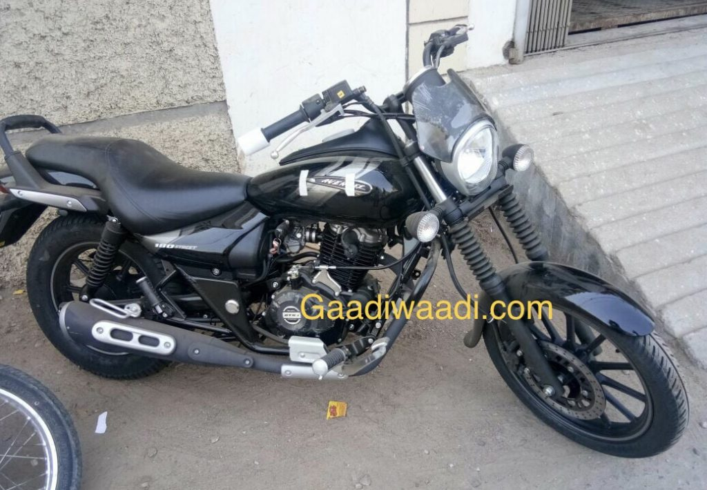 Bajaj Avenger 180 Launched In india - Price, Engine, Specs