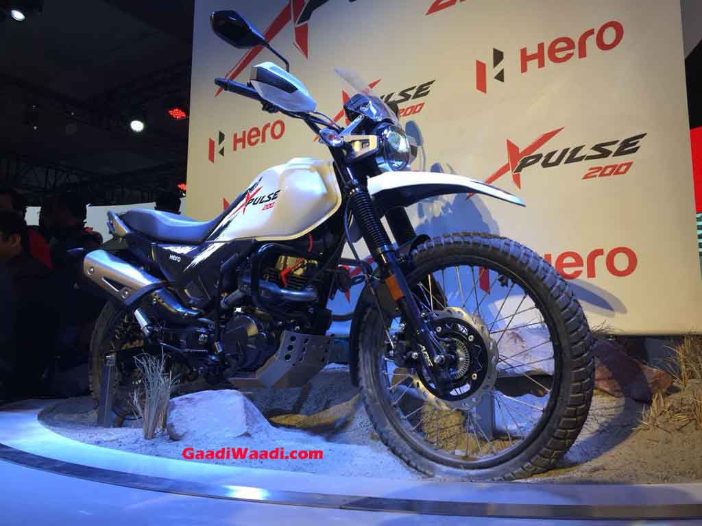 Hero XPulse Auto Expo 2018