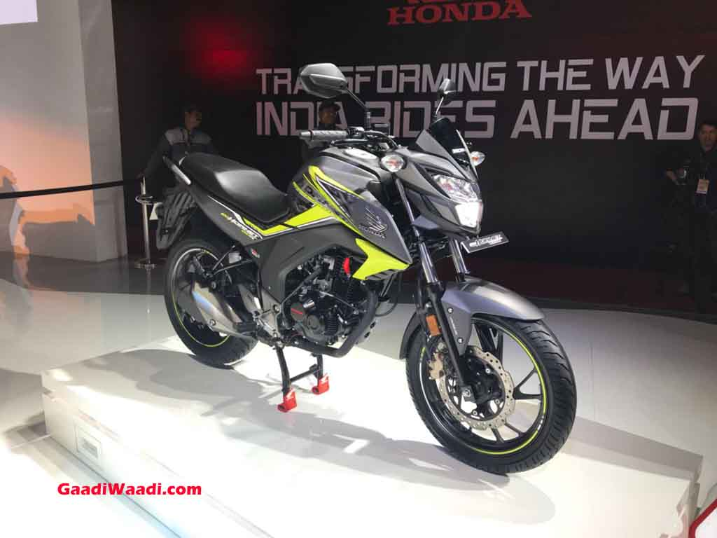 Honda CB Hornet 160R ABS Launched In India - Price, Specs ... | 1024 x 768 jpeg 59kB