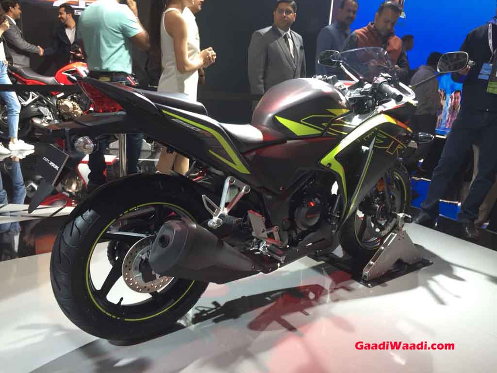 2018 Honda Cbr250r Launched In India Price Engine Specs Mileage
