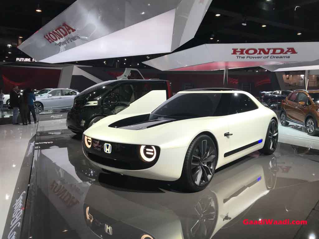 2018 auto expo: retro-themed honda sports ev concept revealed
