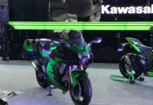 Kawasaki At 2018 Auto Expo, Ninja H2 SX and Ninja H2 SX SE Launched 4