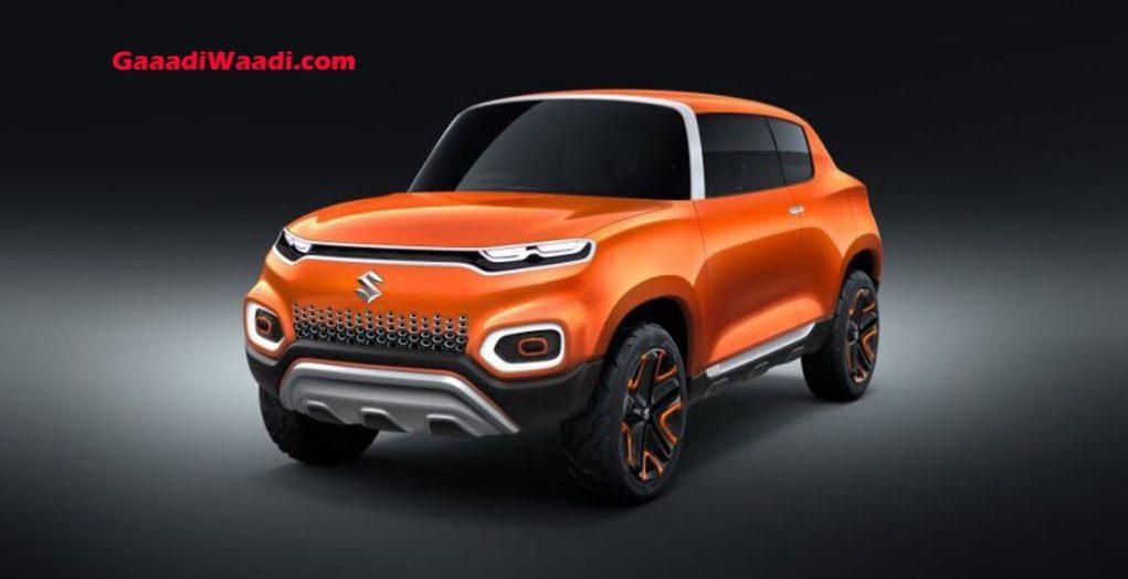 Maruti Suzuki Future S Concept Exterior (2020 maruti suzuki zen)