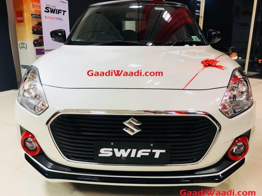 Maruti Suzuki Swift iCreate Sports 2