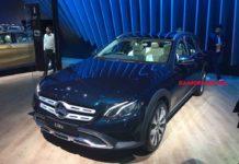 Mercedes-Benz E-Class All-Terrain Auto Expo