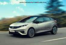 Production-Ready Tata 45X (Baleno Rival) Rendered In Stylish Manner
