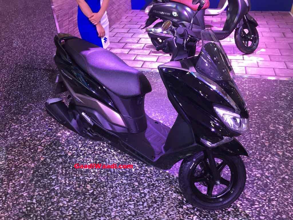 Suzuki Burgman Street 125 Launched In India Price Specs Mileage