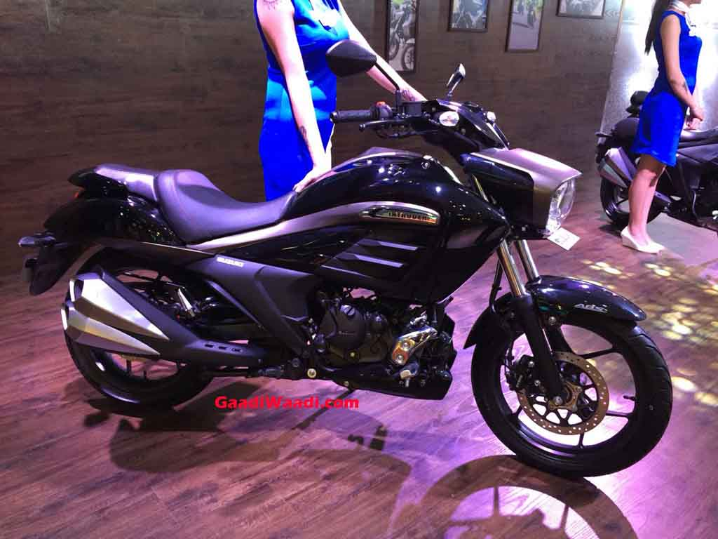 Suzuki Intruder 150 Fi Launched In India Price Engine Specs Mileage